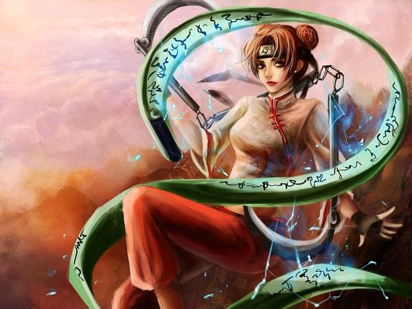 Tags: Anime, RikaMello, NARUTO, Tenten, Pixiv, Fanart, Fanart From Pixiv