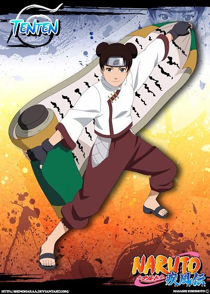 Tags: Anime, Shinoharaa, NARUTO, Tenten, Vector, Fanart From DeviantART, Fanart, deviantART