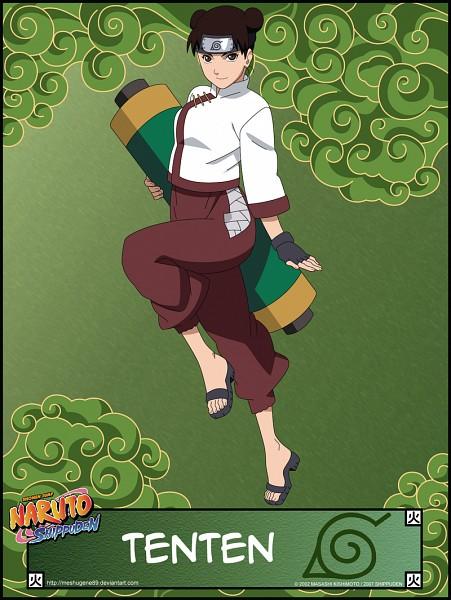Tags: Anime, Meshugene89, NARUTO, Tenten, deviantART