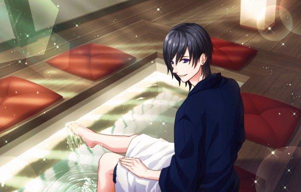 Tags: Anime, B-Project, Teramitsu Yuzuki, CG Art