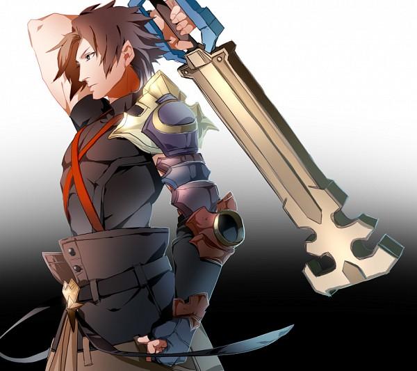 Tags: Anime, Youichi Onoya, Kingdom Hearts: Birth by Sleep, Kingdom Hearts, Terra, Earthshaker, Keyblade, Pixiv, Fanart From Pixiv, Fanart