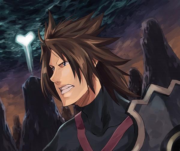 Tags: Anime, MrLipschutz, Kingdom Hearts: Birth by Sleep, Kingdom Hearts, Terra, Keyblade Graveyard, deviantART, Fanart