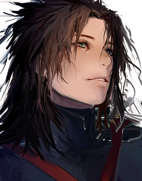 Tags: Anime, Deviace, Kingdom Hearts: Birth by Sleep, Kingdom Hearts, Terra, Tumblr, Fanart, Disney