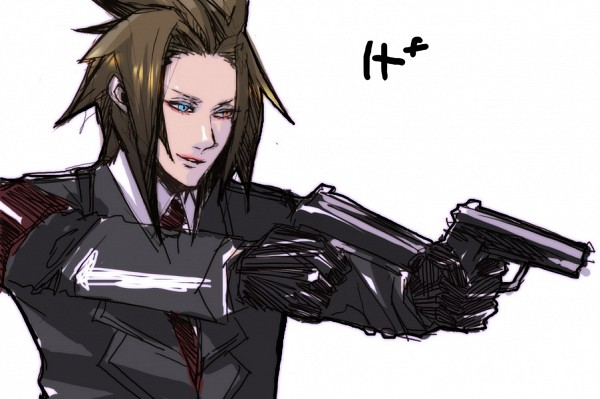 Tags: Anime, Pixiv Id 704534, Kingdom Hearts: Birth by Sleep, Terra