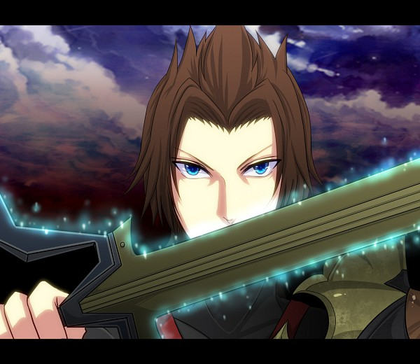 Tags: Anime, Kingdom Hearts: Birth by Sleep, Kingdom Hearts, Terra, Keyblade