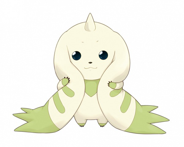 Terriermon - Digimon Tamers