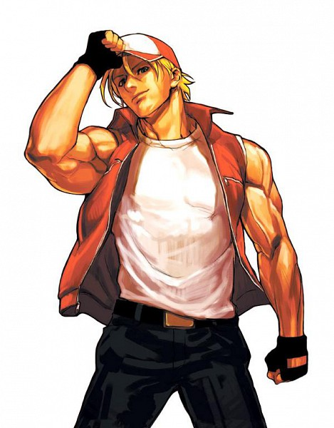 Terry Bogard - King of Fighters