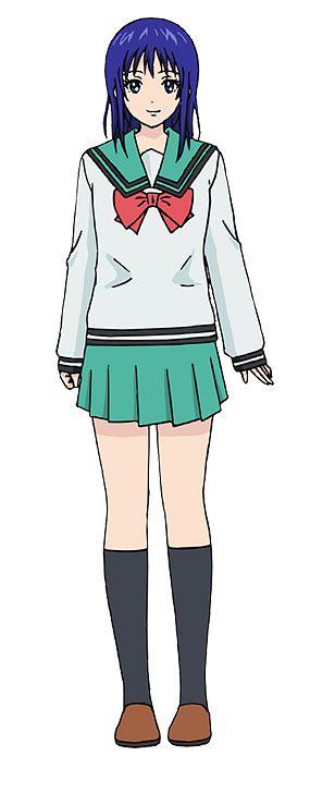Teruhashi Kokomi - Saiki Kusuo no Sainan