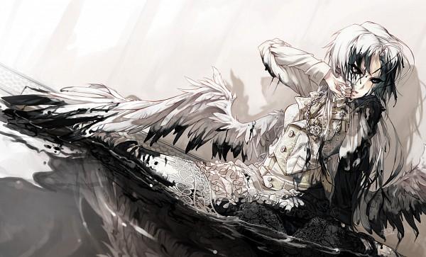 Tags: Anime, Tervola, Ink, deviantART, Original