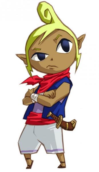 Tetra - Zelda no Densetsu