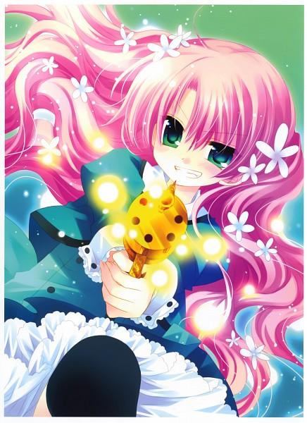 Tags: Anime, Sakurazawa Izumi, Ears;years, Tetsuwan Raider, Scan, Comic Market 82