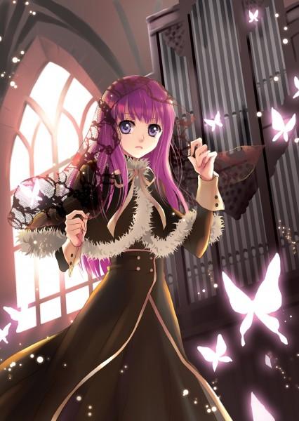 Tags: Anime, MonicA (Artist), Monica, Thanatos-ko, Thanatos (Sound Horizon) (Story Cd), Mobile Wallpaper, Sound Horizon