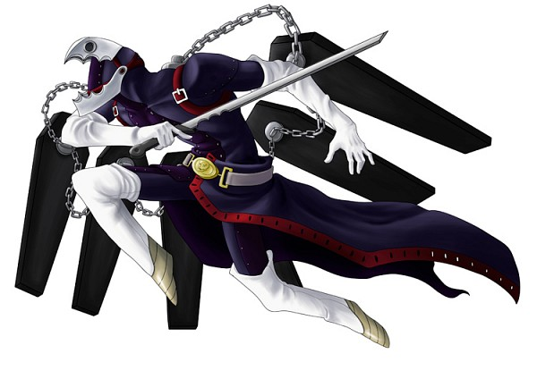 Tags: Anime, Shin Megami Tensei: PERSONA 3, Thanatos (PERSONA)