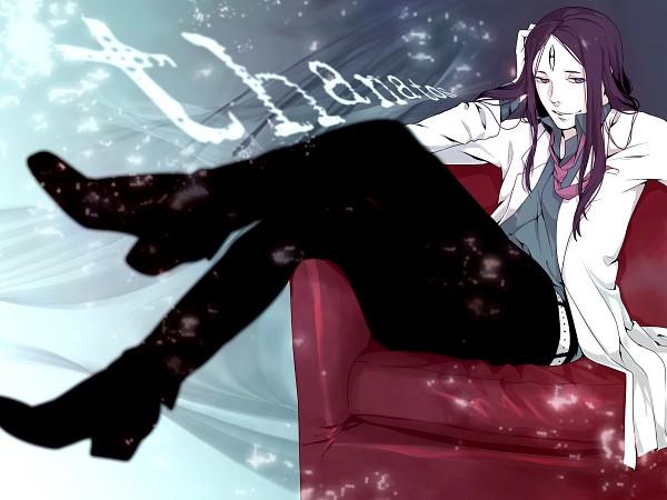 Tags: Anime, Leosako, Thanatos (Sound Horizon), Wallpaper, Moira (Sound Horizon), Fanart, Pixiv, Sound Horizon