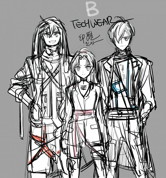 Tags: Anime, The Abandoned Empress, Aristia, Ruveliss, Carsien