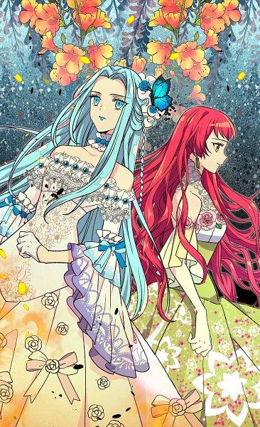 Tags: Anime, The Abandoned Empress, Ernia De Rass, Jeremiah La Monaqui