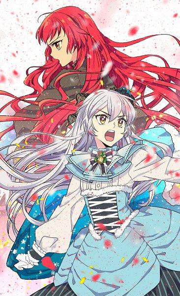 Tags: Anime, The Abandoned Empress, Jeremiah La Monaqui, Aristia