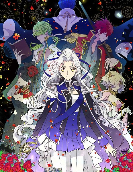 Tags: Anime, The Abandoned Empress, Princess Lua, Allendis, Ruveliss, Carsien, Aristia