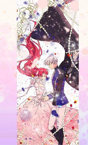 Tags: Anime, The Abandoned Empress, Jeremiah La Monaqui, Keirean