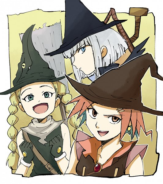 The Adventures Of Tweeny Witches (Tweeny Witches)
