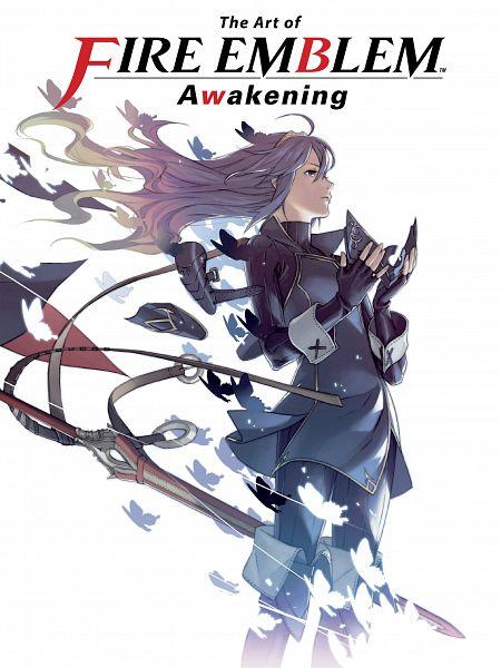 The Art of Fire Emblem: Awakening - Fire Emblem: Kakusei