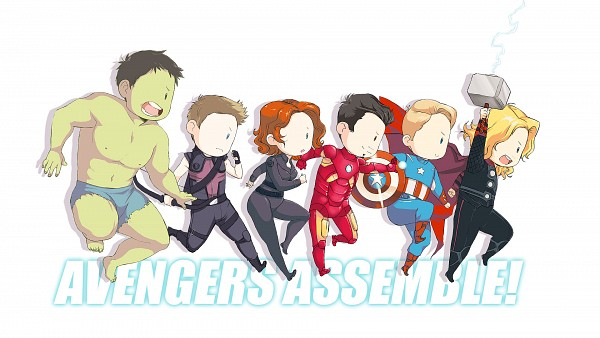 Tags: Anime, Iron Man, The Avengers, Black Widow, Captain America, Anthony Edward Stark, Thor Odinson, Steven Rogers, Hulk, Iron Man (Character), Hawkeye (Character), Facebook Cover, Marvel