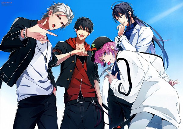 The Dirty Dawg - Hypnosis Mic -Division Rap Battle-