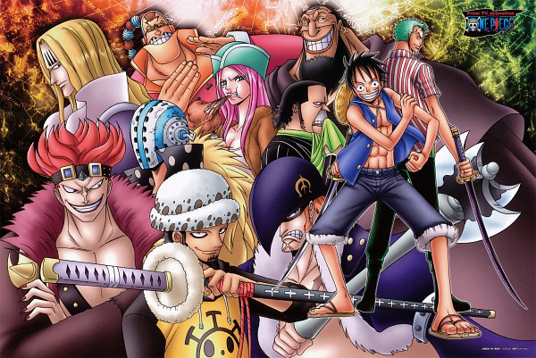 The Eleven Supernovas - ONE PIECE
