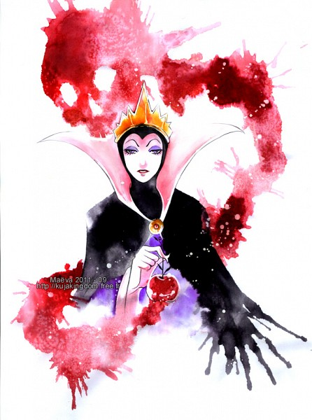 The Evil Queen - Snow White and the Seven Dwarfs