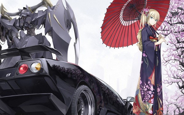 Tags: Anime, Tomo Machinemess, The Five Star Stories, Lamborghini, Wallpaper