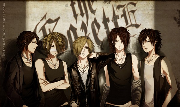 The GazettE - J-Rock