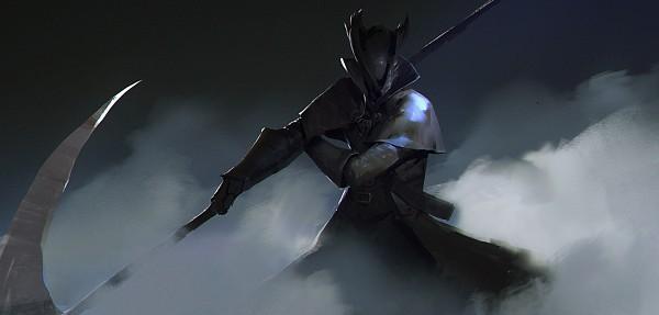 Tags: Anime, Pixiv Id 6653417, Bloodborne, The Hunter (Bloodborne), Fanart From Pixiv, Pixiv, Fanart
