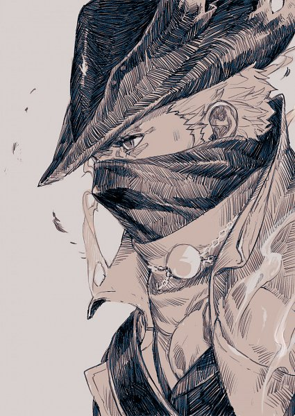 Tags: Anime, Sarah Stone, Bloodborne, The Hunter (Bloodborne)