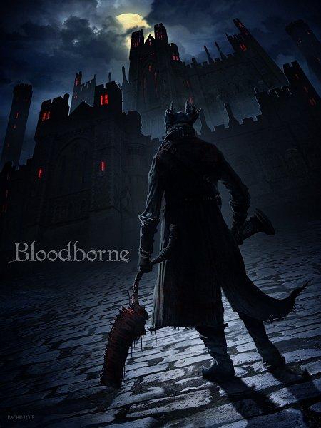 Tags: Anime, Rachid Lotf, Bloodborne, The Hunter (Bloodborne), Cleaver, ArtStation