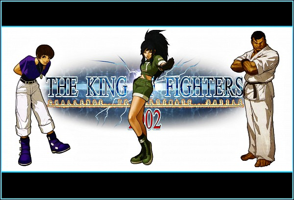 Tags: Anime, SNK Playmore, Art of Fighting, The King of Fighters, Metal Slug, Chris (The King of Fighters), Leona Heidern, Takuma Sakazaki