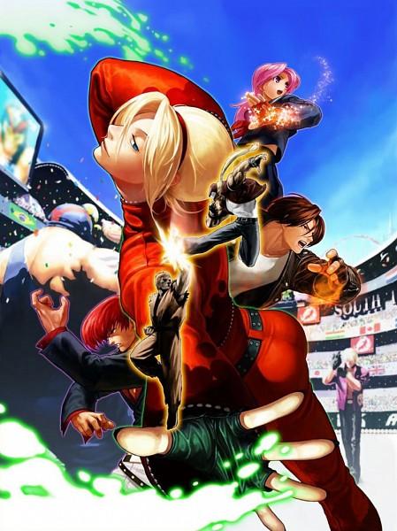 Tags: Anime, SNK Playmore, The King of Fighters, Fatal Fury, Art of Fighting, Kusanagi Kyou, Shen Woo, Yagami Iori, Terry Bogard, Sakazaki Ryo, Athena (King of Fighters), Raiden (Fatal Fury), Ash Crimson