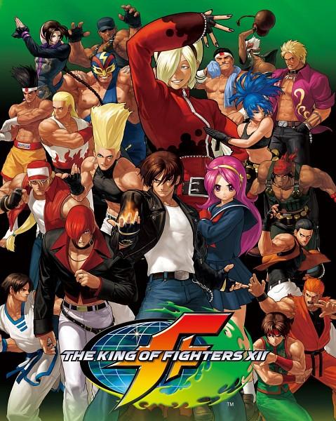 Tags: Anime, Eisuke Ogura, SNK Playmore, Metal Slug, The King of Fighters, Fatal Fury, Metal Gear Solid, Art of Fighting, Raiden, Sie Kensou, Clark Still, Sakazaki Ryo, Leona Heidern