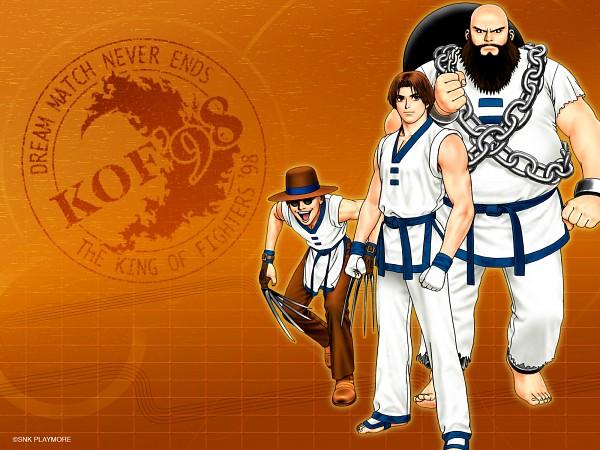 kim kaphwan the king of fighters zerochan anime image board kim kaphwan the king of fighters