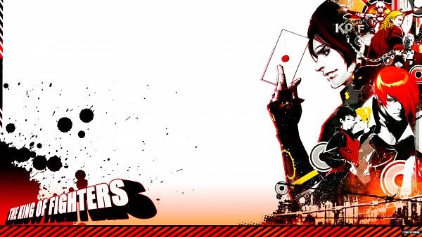 Tags: Anime, Hiroaki (Artist), SNK Playmore, The King of Fighters, Yagami Iori, Shermie, Orochi (King of Fighters), Kusanagi Kyou, Yashiro Nanakase, Vice (King of Fighter), Mature (King of Fighters), Wallpaper, HD Wallpaper