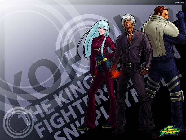 Tags: Anime, Hiroaki (Artist), SNK, The King of Fighters, Maxima (King of Fighters), Kula Diamond, Wallpaper