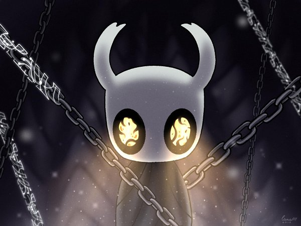 The Knight - Hollow Knight
