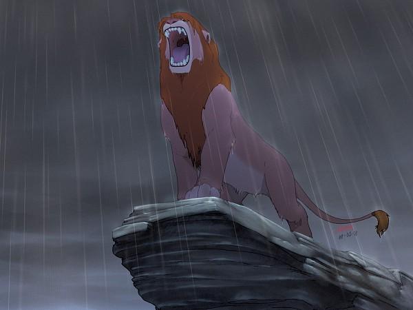 Tags: Anime, The Lion King, Simba, Disney