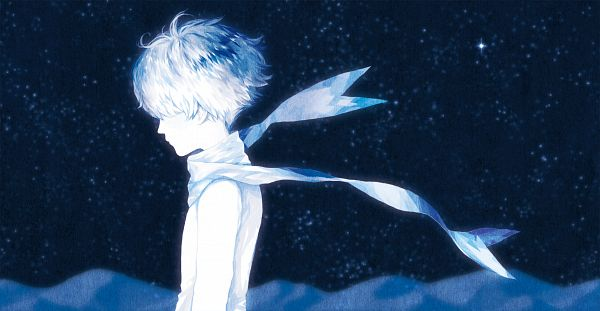 Tags: Anime, Pixiv Id 495986, The Little Prince, The Little Prince (The Little Prince), Lens Flare, Facebook Cover, Pixiv