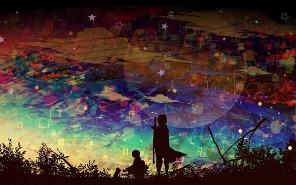 Tags: Anime, Harada Miyuki, The Miyama-Uguisu Mansion Incident, Miyama-Uguisa Monaka, Night (The Miyama-Uguisu Mansion Incident), Fanart, Pixiv