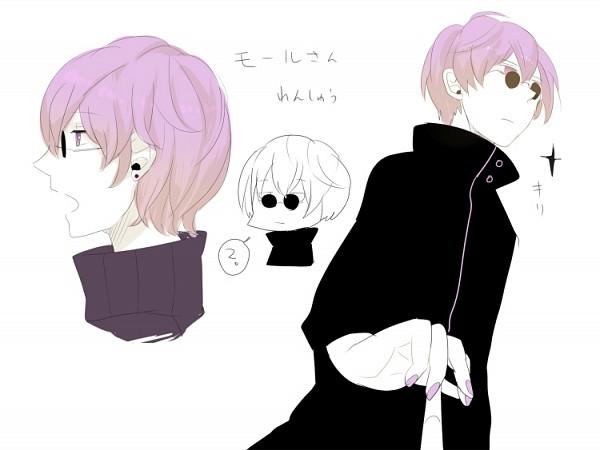 Tags: Anime, Al (Arupaka), Happy Tree Friends, The Mole (HTF), Blind