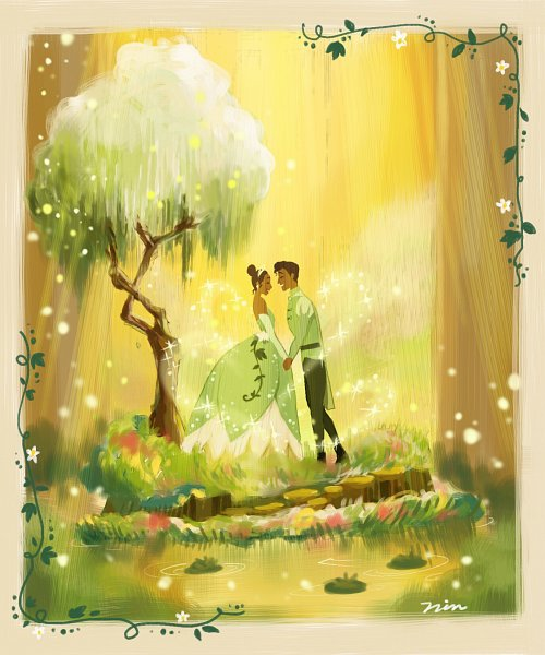 Tags: Anime, Nin1731, Frog Prince, The Princess and the Frog, Tiana (Frog Prince), Prince Naveen, deviantART, Fanart From DeviantART, Fanart, Disney