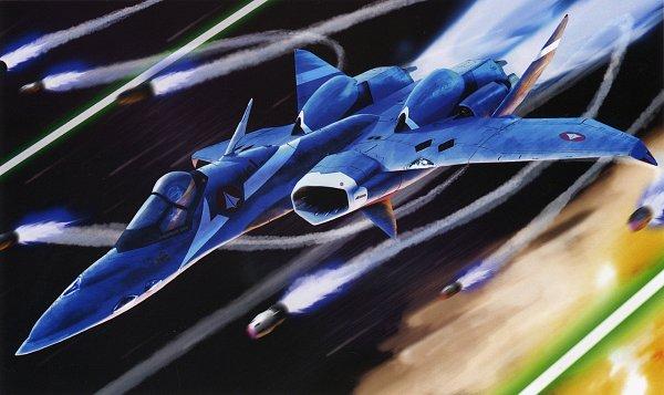Tags: Anime, Tenjin Hidetaka, Macross 7, The Super Dimension Fortress Macross, Maximillian Jenius
