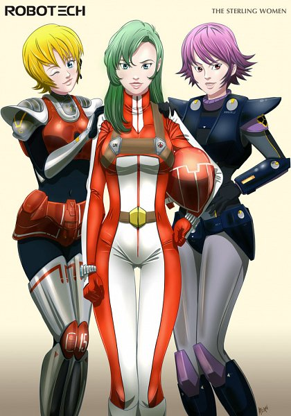 Tags: Anime, Alexknight, The Super Dimension Fortress Macross, Macross 7, Dana Sterling (Jenius), Maia Sterling (Jenius), Milia Fallyna Jenius, Robotech:the Shadow Chronicles, deviantART