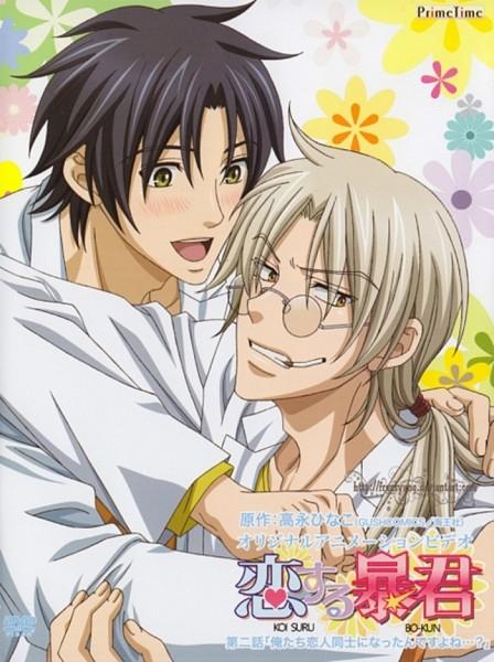 Tags: Anime, The Tyrant Who Fell in Love, Tatsumi Souichi, Morinaga Tetsuhiro
