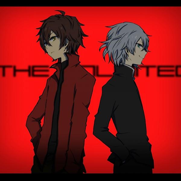 Tags: Anime, Pixiv Id 913421, The Unlimited: Hyoubu Kyousuke, Zettai Karen Children, Hyoubu Kyousuke, Hinomiya Andy